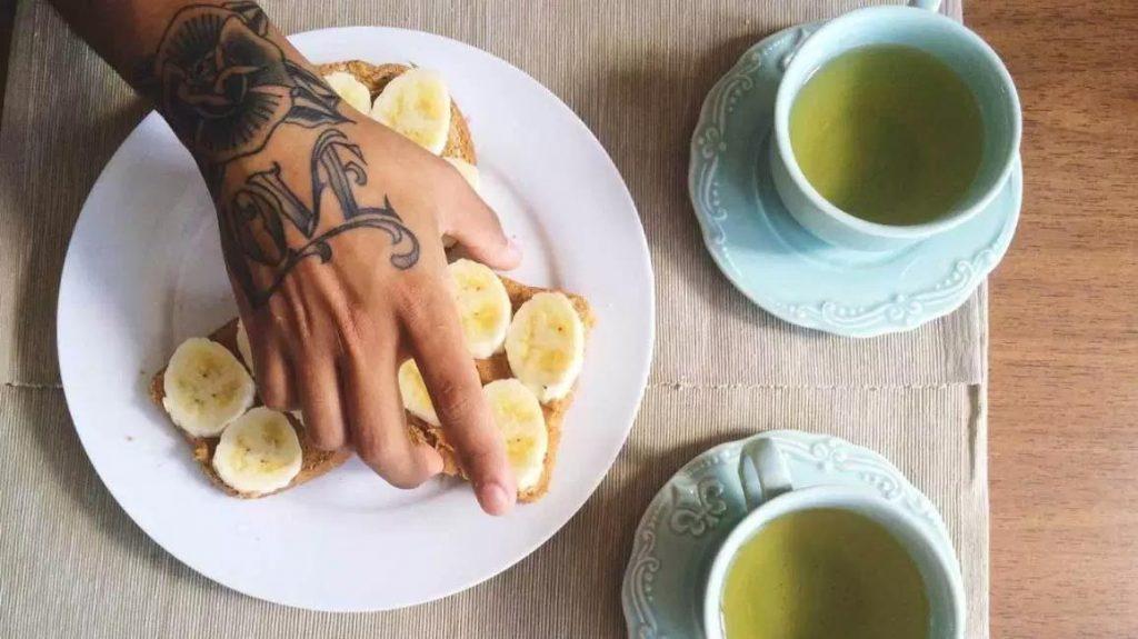 Benefits of Banana Tea