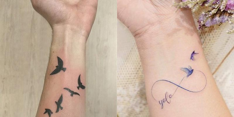 Tattoo Ideas Wrist