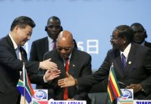 Chinese interest in Africa
