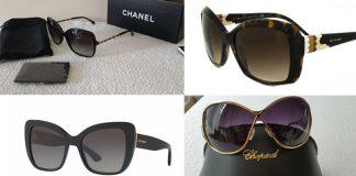 Expensive Sunglasses brand