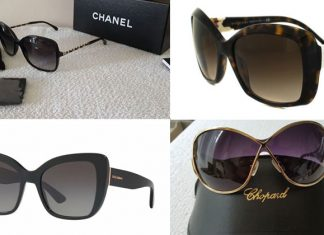 Expensive Sunglasses brand