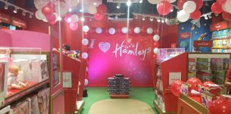 Hamley's 100th store in India