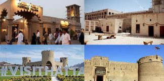 Historical Places in Dubai