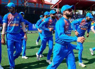 Indian cricket team terror threat email