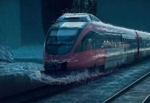 India's First Underwater Train
