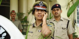 India's first woman DGP