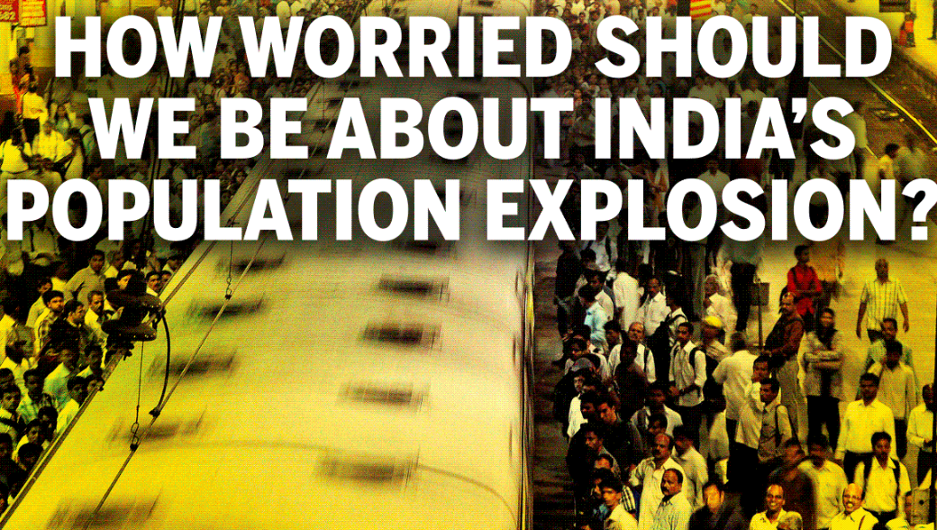 India's population explosion