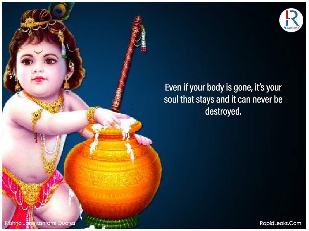 Krishna Janmashtami Quotes 4 RapidLeaks