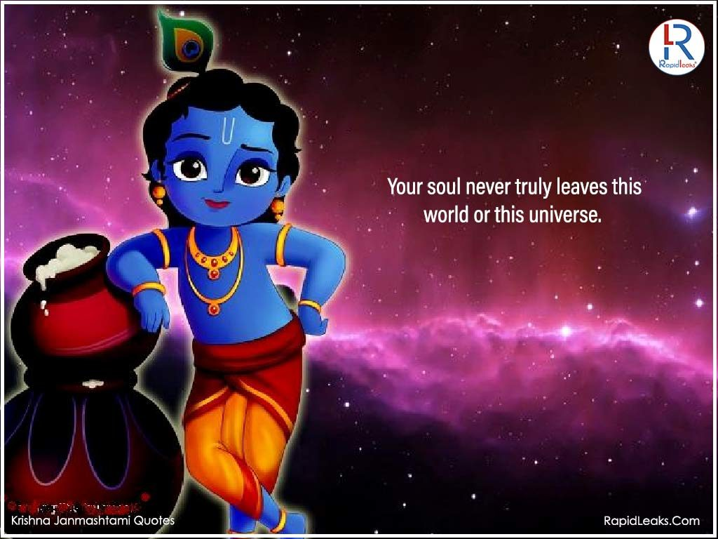 Krishna Janmashtami Quotes 5 RapidLeaks