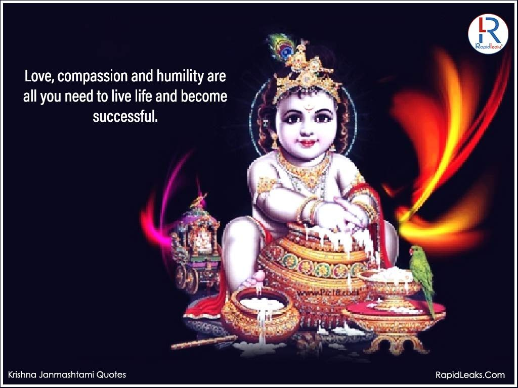 Krishna Janmashtami Quotes 6 RapidLeaks