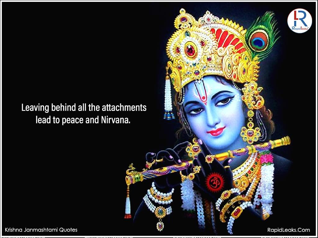 Krishna Janmashtami Quotes 7 RapidLeaks