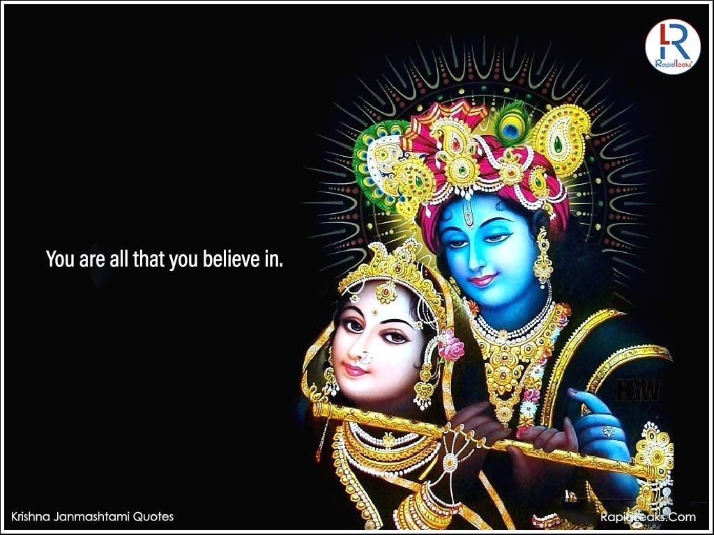 Krishna Janmashtami Quotes 8 RapidLeaks