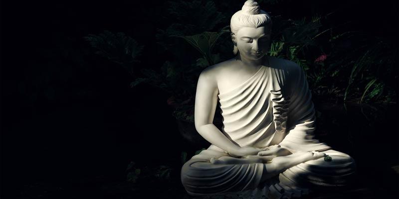 LIFE LESSONS BUDDHA