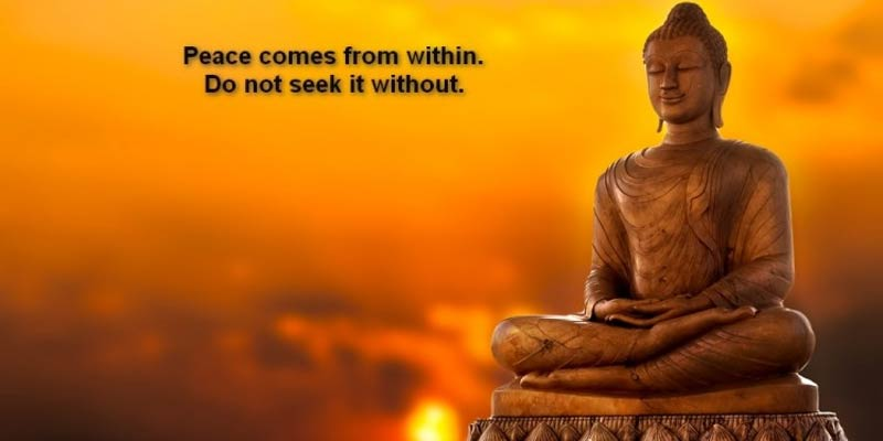 LIFE LESSONS FROM BUDDHA 1