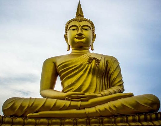 LIFE LESSONS FROM BUDDHA