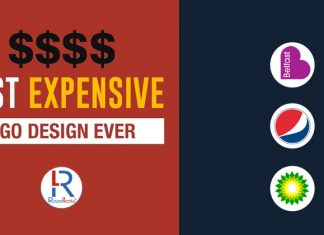 Most expensive logo design in the world