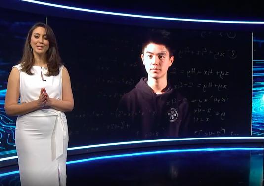 New Zealand's smartest teenager