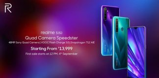 Realme 5 Pro with quad rear cameras, Snapdragon 712 SoC and more launched: Price in India, specifications, features and Offers