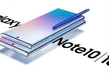 Samsung Galaxy Note 10 and Samsung Galaxy Note 10+