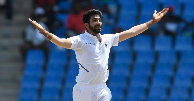 Sensational Jasprit Bumrah dazzles Andy Roberts and Curtly Ambrose