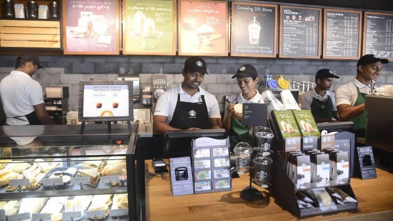 Starbucks in Gujarat