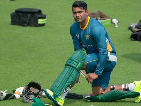 Umar Akmal Global T20 Canada