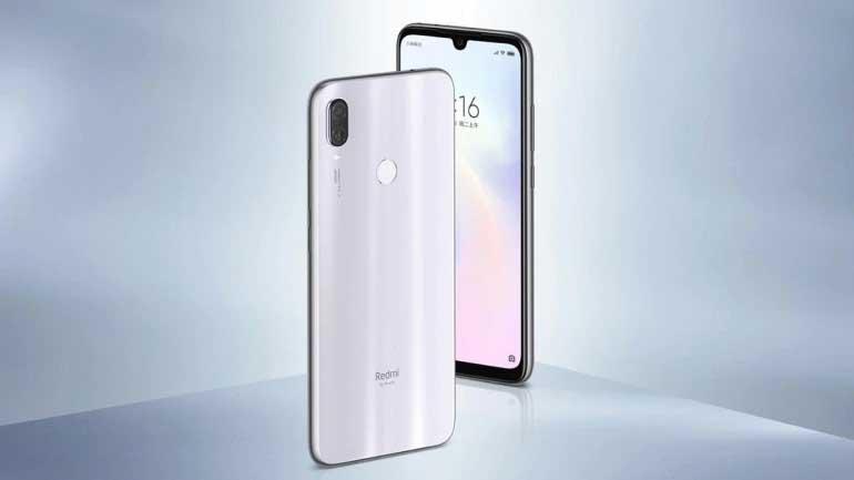 Xiaomi Redmi Note 7 Pro Astro White Edition price in India