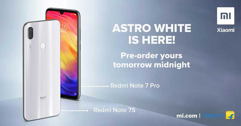 Xiaomi Redmi Note 7 Pro and Redmi Note 7S
