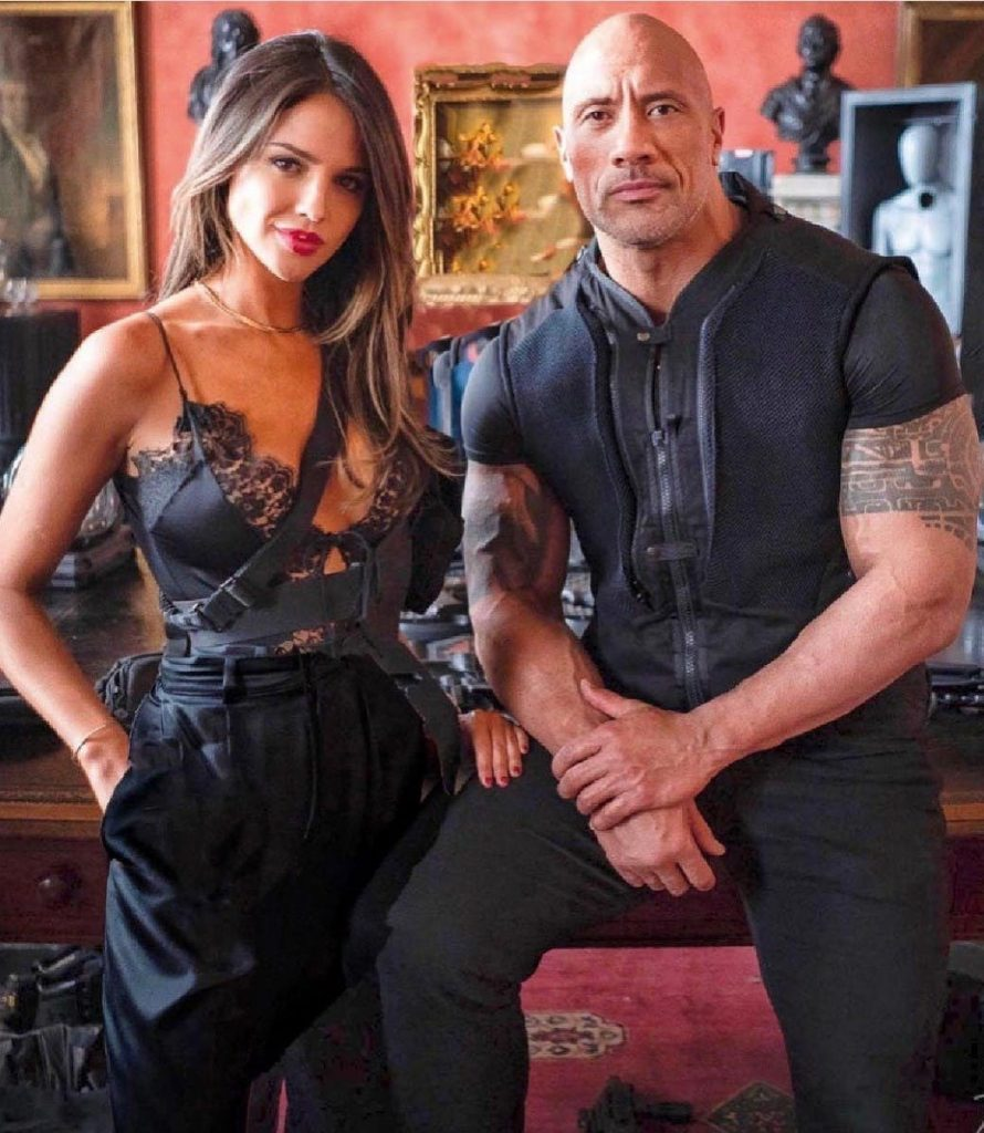 dwayne johnson hobbs and shaw