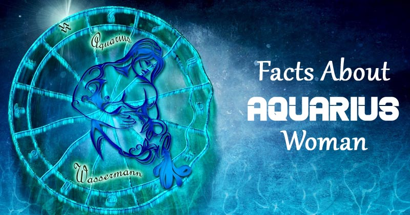 facts about Aquarius woman