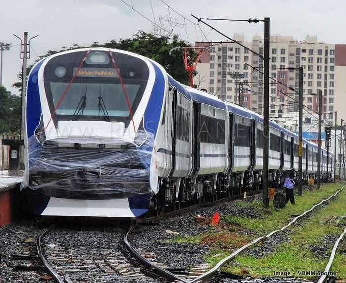 indian railways train 18