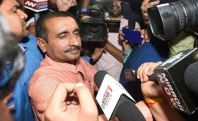 kuldeep sengar unnao rape case
