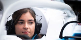 lady drivers in F1