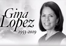 tribute to Gina Lopez