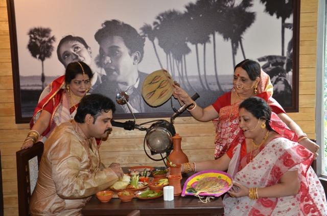 Festival Of West Bengal : Jamai Shoshti