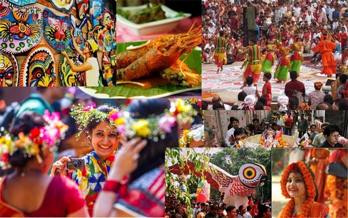 Festival Of West Bengal: Poila Boishakh