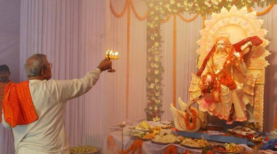 Festival Of West Bengal : Saraswati Puja