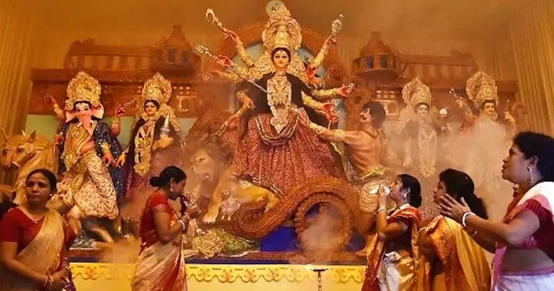 Famous Festivals of West Bengal | Durga Puja in Kolkata