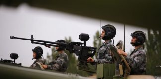 China is more than just a top defense spender