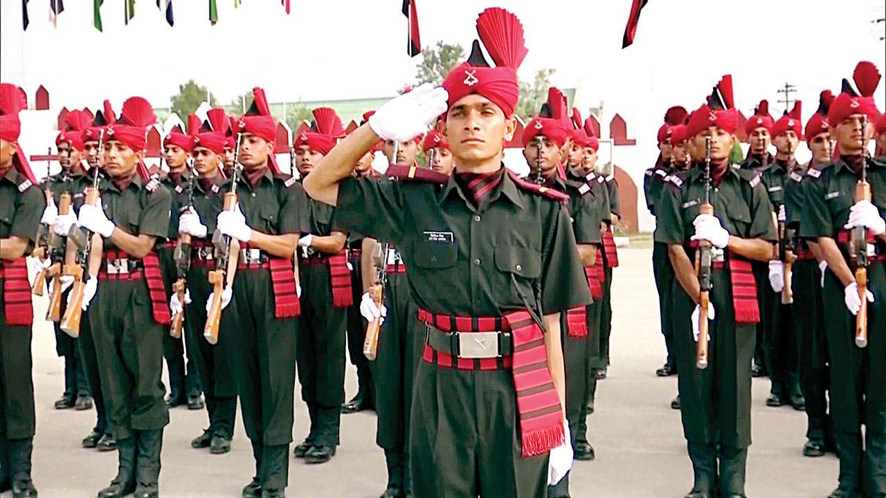 575 J&K youths have joined the Indian Army since revocation