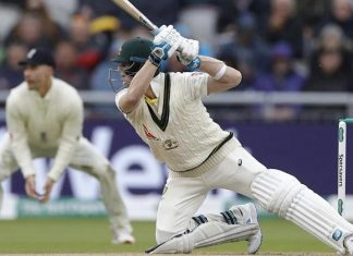 Ashes 2019 Steve Smith