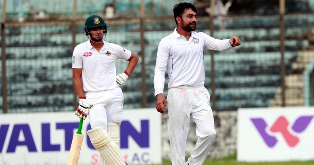 Bangladesh vs Afghanistan Rashid Khan