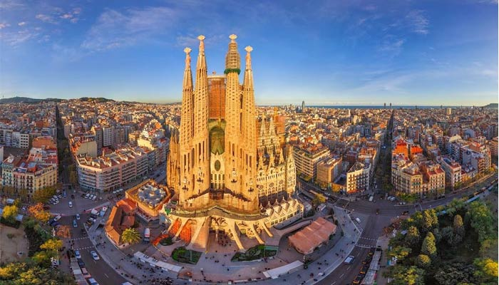 Europe Tourism | Barcelona