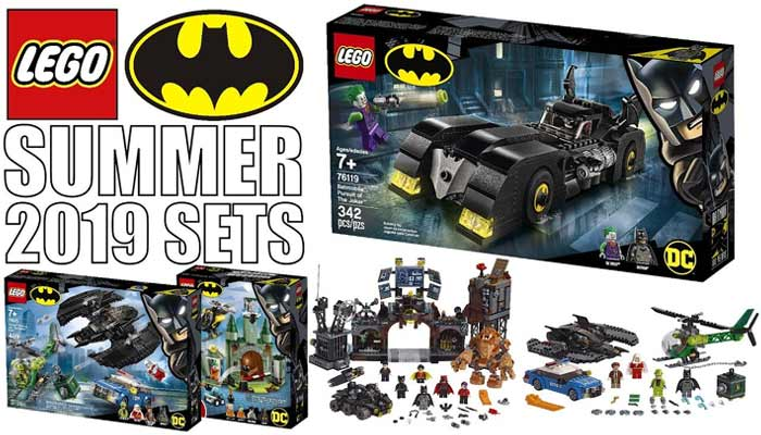Batman Set
