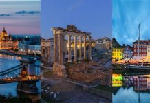 Beautiful Destinations In Europe