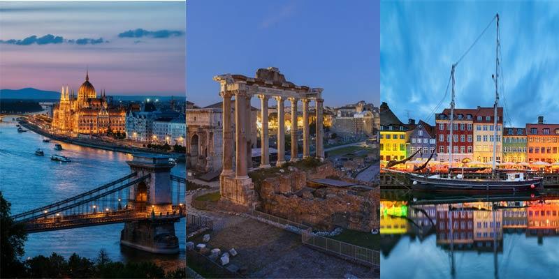 Beautiful Destinations In Europe