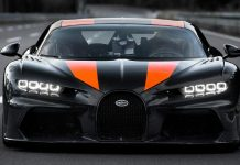 Bugatti fastest car in the world
