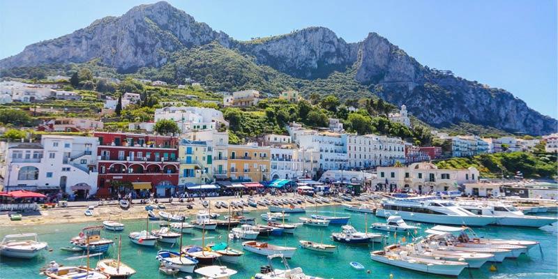 Honeymoon In Europe | Capri