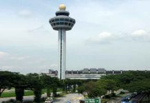 Changi Airport Singapore