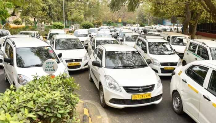 Delhi Cabs